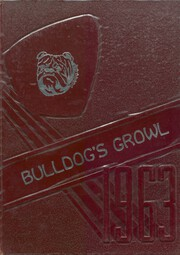 Page 1, 1963 Edition, Jennings High School - Bulldogs Growl Yearbook (Jennings, LA) online yearbook collection