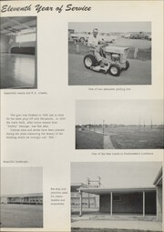 Page 13, 1963 Edition, Jennings High School - Bulldogs Growl Yearbook (Jennings, LA) online yearbook collection