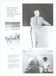 Page 12, 1972 Edition, Jennings High School - Bulldogs Growl Yearbook (Jennings, LA) online yearbook collection