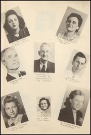 Page 15, 1947 Edition, Independence High School - Il Ricordo Yearbook (Independence, LA) online yearbook collection