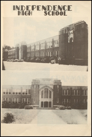 Page 9, 1947 Edition, Independence High School - Il Ricordo Yearbook (Independence, LA) online yearbook collection