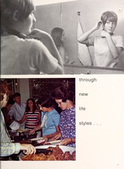 Page 15, 1971 Edition, Northwestern State University - Potpourri Yearbook (Natchitoches, LA) online yearbook collection