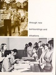 Page 9, 1971 Edition, Northwestern State University - Potpourri Yearbook (Natchitoches, LA) online yearbook collection
