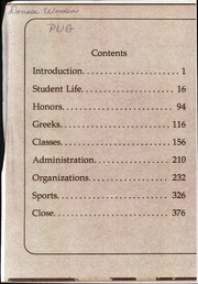 Page 3, 1978 Edition, University of Louisiana at Monroe - Chacahoula Yearbook (Monroe, LA) online yearbook collection