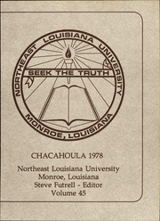 Page 5, 1978 Edition, University of Louisiana at Monroe - Chacahoula Yearbook (Monroe, LA) online yearbook collection