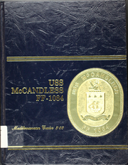 1988 Edition, McCandless (FF 1084) - Naval Cruise Book