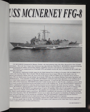 Page 5, 1996 Edition, McInerney (FFG 8) - Naval Cruise Book online yearbook collection