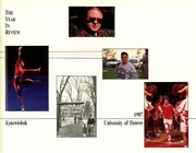 Page 2, 1987 Edition, University of Denver - Kynewisbok Yearbook (Denver, CO) online yearbook collection