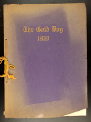 Page 1, 1920 Edition, Amherst Regional High School - Goldbug Yearbook (Amherst, MA) online yearbook collection