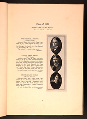 Page 11, 1920 Edition, Amherst Regional High School - Goldbug Yearbook (Amherst, MA) online yearbook collection
