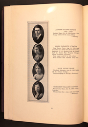 Page 12, 1920 Edition, Amherst Regional High School - Goldbug Yearbook (Amherst, MA) online yearbook collection