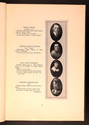 Page 13, 1920 Edition, Amherst Regional High School - Goldbug Yearbook (Amherst, MA) online yearbook collection