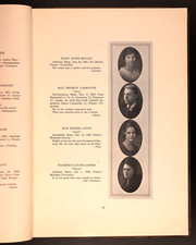 Page 15, 1920 Edition, Amherst Regional High School - Goldbug Yearbook (Amherst, MA) online yearbook collection