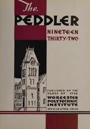 Page 7, 1932 Edition, Worcester Polytechnic Institute - Peddler Yearbook (Worcester, MA) online yearbook collection
