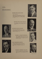 Page 29, 1937 Edition, Worcester Polytechnic Institute - Peddler Yearbook (Worcester, MA) online yearbook collection
