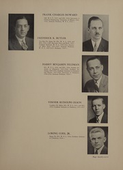 Page 31, 1937 Edition, Worcester Polytechnic Institute - Peddler Yearbook (Worcester, MA) online yearbook collection