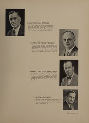 Page 33, 1937 Edition, Worcester Polytechnic Institute - Peddler Yearbook (Worcester, MA) online yearbook collection
