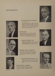 Page 34, 1937 Edition, Worcester Polytechnic Institute - Peddler Yearbook (Worcester, MA) online yearbook collection