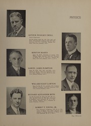 Page 35, 1937 Edition, Worcester Polytechnic Institute - Peddler Yearbook (Worcester, MA) online yearbook collection