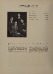 Page 80, 1937 Edition, Worcester Polytechnic Institute - Peddler Yearbook (Worcester, MA) online yearbook collection