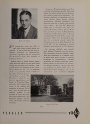 Page 15, 1940 Edition, Worcester Polytechnic Institute - Peddler Yearbook (Worcester, MA) online yearbook collection