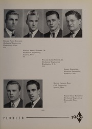 Page 59, 1940 Edition, Worcester Polytechnic Institute - Peddler Yearbook (Worcester, MA) online yearbook collection