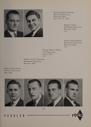 Page 61, 1940 Edition, Worcester Polytechnic Institute - Peddler Yearbook (Worcester, MA) online yearbook collection