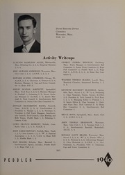 Page 65, 1940 Edition, Worcester Polytechnic Institute - Peddler Yearbook (Worcester, MA) online yearbook collection