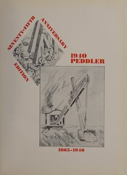 Page 7, 1940 Edition, Worcester Polytechnic Institute - Peddler Yearbook (Worcester, MA) online yearbook collection