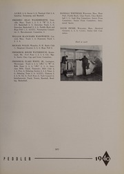 Page 71, 1940 Edition, Worcester Polytechnic Institute - Peddler Yearbook (Worcester, MA) online yearbook collection