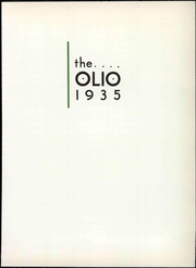 Page 9, 1935 Edition, Amherst College - Olio Yearbook (Amherst, MA) online yearbook collection