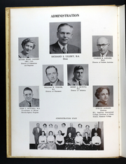 Page 10, 1954 Edition, American International College - Taper Yearbook (Springfield, MA) online yearbook collection