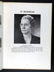 Page 11, 1954 Edition, American International College - Taper Yearbook (Springfield, MA) online yearbook collection