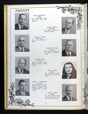 Page 12, 1954 Edition, American International College - Taper Yearbook (Springfield, MA) online yearbook collection