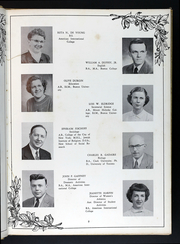 Page 13, 1954 Edition, American International College - Taper Yearbook (Springfield, MA) online yearbook collection