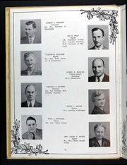 Page 14, 1954 Edition, American International College - Taper Yearbook (Springfield, MA) online yearbook collection