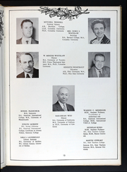 Page 17, 1954 Edition, American International College - Taper Yearbook (Springfield, MA) online yearbook collection