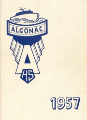 1957 Edition, Algonac High School - Algonquin Yearbook (Algonac, MI)