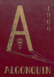 1966 Edition, Algonac High School - Algonquin Yearbook (Algonac, MI)