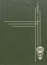 1967 Edition, Algonac High School - Algonquin Yearbook (Algonac, MI)