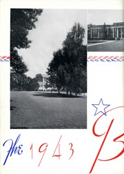 Page 6, 1943 Edition, East Tennessee State University - Buccaneer Yearbook (Johnson City, TN) online yearbook collection