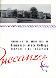 Page 7, 1943 Edition, East Tennessee State University - Buccaneer Yearbook (Johnson City, TN) online yearbook collection