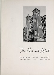 Page 9, 1944 Edition, Central High School - Red and Black Yearbook (St Louis, MO) online yearbook collection