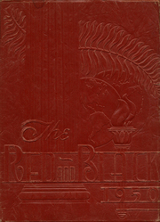 Central High School - Red and Black Yearbook (St Louis, MO) online yearbook collection, 1950 Edition, Page 1