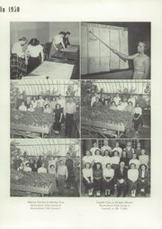 Page 11, 1950 Edition, Central High School - Red and Black Yearbook (St Louis, MO) online yearbook collection