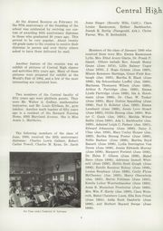 Page 12, 1950 Edition, Central High School - Red and Black Yearbook (St Louis, MO) online yearbook collection