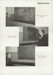 Page 16, 1950 Edition, Central High School - Red and Black Yearbook (St Louis, MO) online yearbook collection