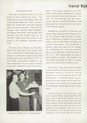 Page 8, 1950 Edition, Central High School - Red and Black Yearbook (St Louis, MO) online yearbook collection