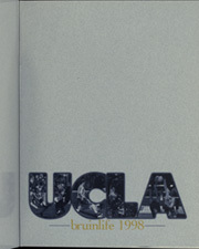 Page 3, 1998 Edition, University of California Los Angeles - Bruin Life / Southern Campus Yearbook (Los Angeles, CA) online yearbook collection