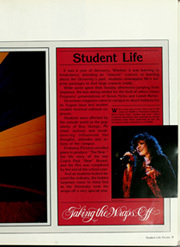 Page 15, 1984 Edition, University of Alabama - Corolla Yearbook (Tuscaloosa, AL) online yearbook collection